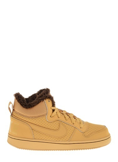Nike Spor Ayakkabı Sarı